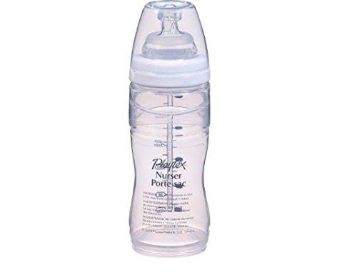 10 oz sin BPA botella 1 ea paquete de 1 Playtex Forro para enfermeras Premium de 8