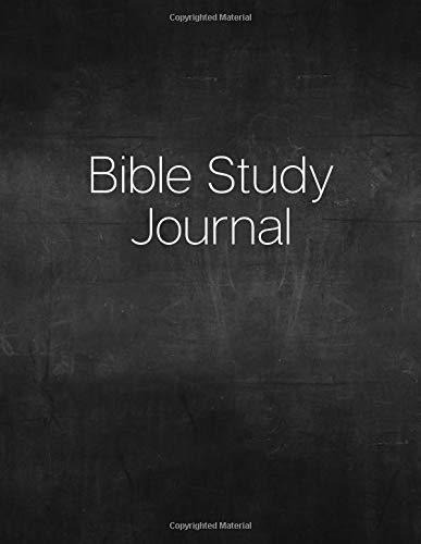 bible study journal : sdg bible journals