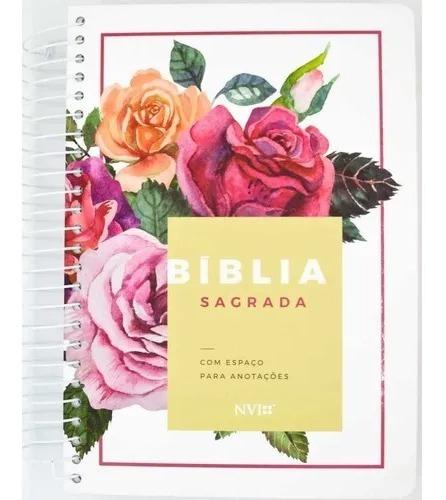 bíblia anote bíblia anote nvi com espaço para anotações