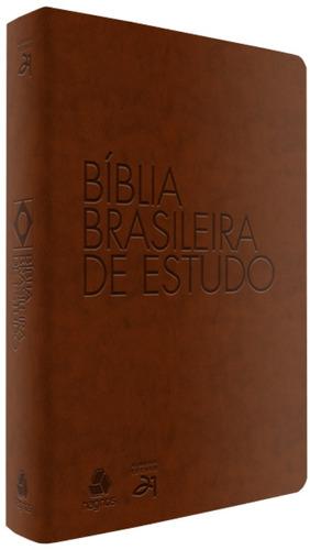 bíblia brasileira de estudo - frete grátis para todo brasil