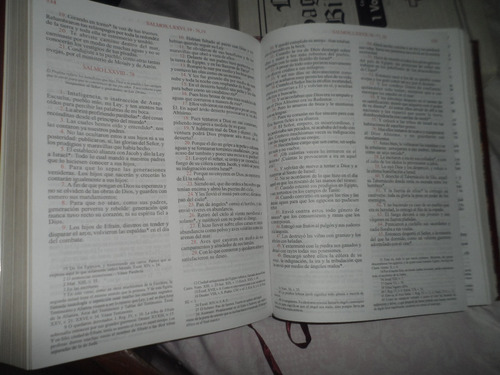 biblia católica grande, con cd, como nueva