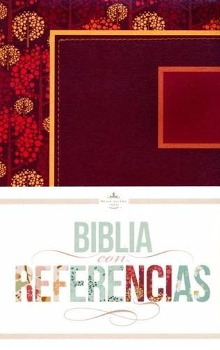 biblia con referencias - otoño - piel - reina valera 1960