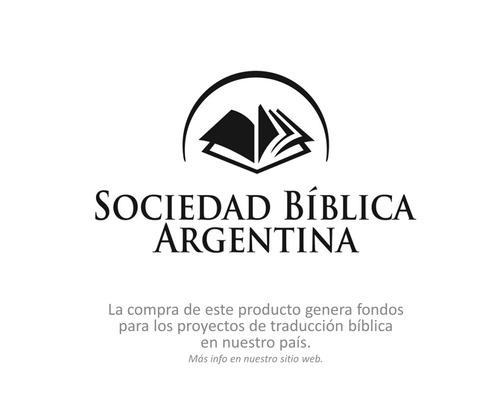 biblia cristiana económica 1m traducción lenguaje actual x24