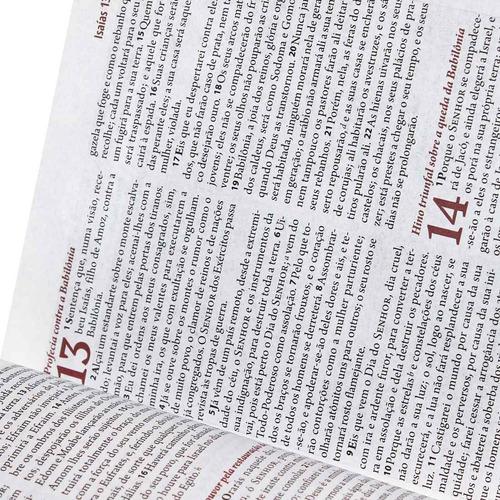 bíblia da mulher média tulipa de estudo revista atualizada