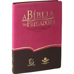 Bíblia Da Pregadora - Grande - Ra Estudos Esboços