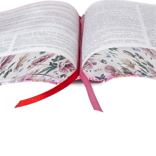 bíblia da pregadora pentecostal + harpa cristã de brinde