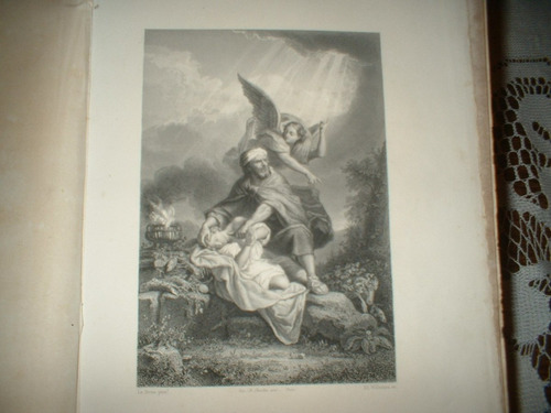bíblia de 1864 - em português e editada na frança