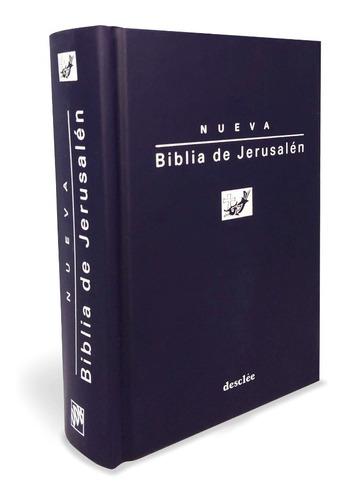 biblia de bolsillo de jerusalén (de bolsillo)