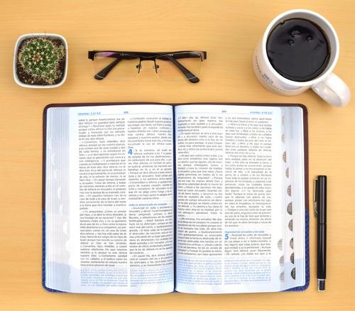biblia de estudio de la reconciliación reina valera 1960