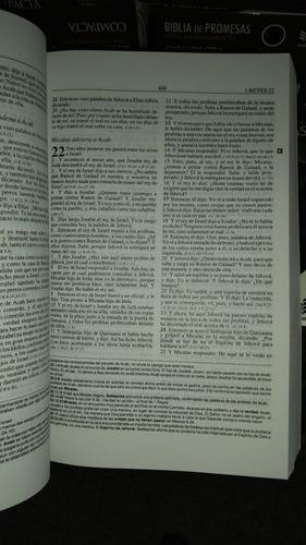 biblia de estudio plenitud rvr 1960