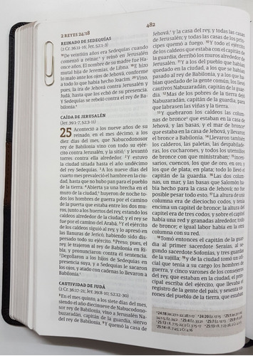 biblia de estudio spurgeon reina valera 1960