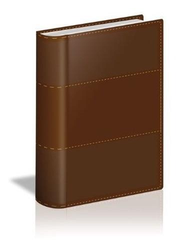biblia de estudio vida plena piel marron