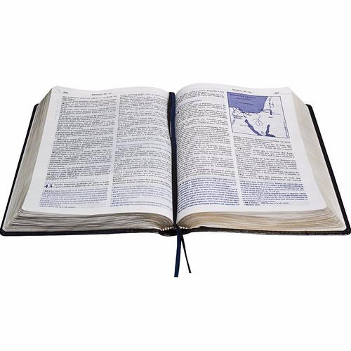 bíblia de estudo almeida revista atualizada