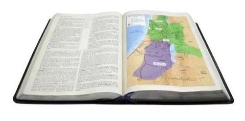 bíblia de estudo bkj king james fiel estudo holman 1611 caix