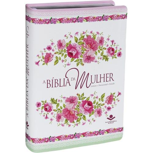bíblia de estudo da mulher média  revista e atualizada