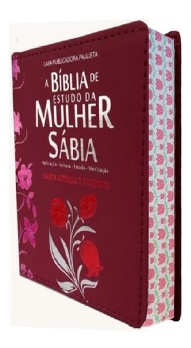 bíblia de estudo da mulher sábia