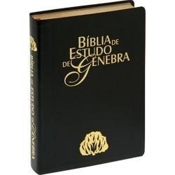 bíblia de estudo de genebra revista e atualizada