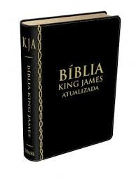 bíblia de estudo king james atualizada letra grande