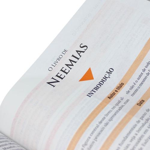 bíblia de estudo nova almeida atualizada grande promoção