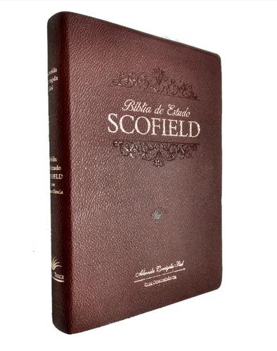 bíblia de estudo scofield