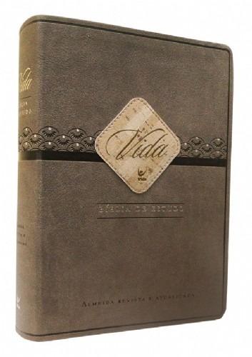 bíblia de estudo vida luxo almeida revista atualizada luxo