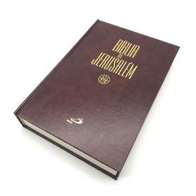 Bíblia De Jerusalém - Editora Paulus - Capa Dura Média