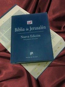 9d48ed181a8 Biblia De Jerusalen - Libros en Mercado Libre Colombia