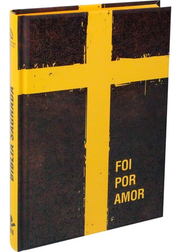 bíblia de jovem capa dura slim arte  masculina / feminina