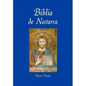 Biblia De Navarra - T Dura - Log