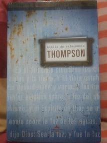Biblia De Referencia Thompson Con Versiculos En Cadena Tematica Pdf
