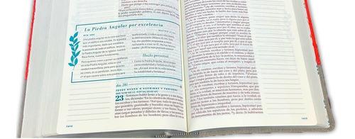 biblia devocional mujer verdadera reina valera 1960 t. dura