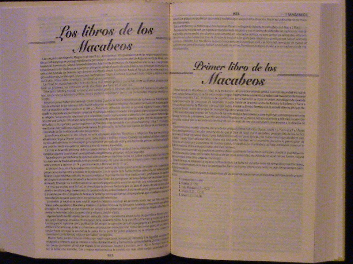 Biblia dios habla hoy pasta dura con libros deuterocanonicos cargando zoom