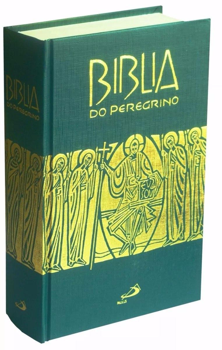 Bíblia Do Peregrino - Completa (antigo E Novo Testamento