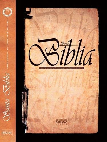 biblia econòmica traduccion en lenguaje actual
