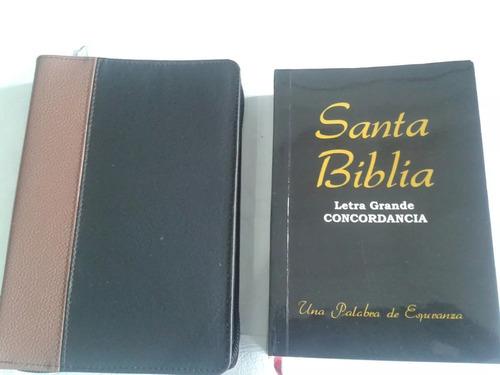 biblia economica letra grande reina valera