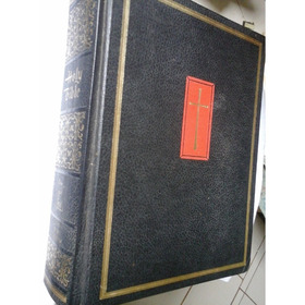 Biblia Ed Luxo Holy Bible Catholic The New American