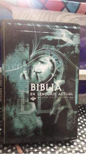 biblia en lenguaje actual sociedad biblica argentina