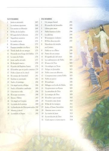 biblia en un año para niños - ( historias biblicas )