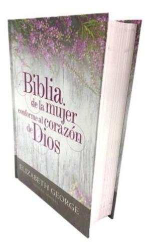 biblia estudio de la mujer conforme al corazon de dios