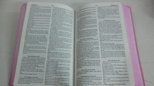 biblia grande covertex concordancia rosa reina valera 1960