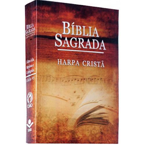 bíblia grande harpa popular (música)