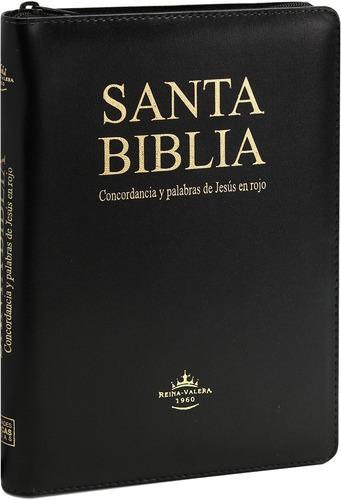 biblia grande reina valera letra gigante cierre 103476