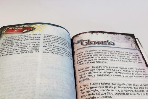 biblia h20 jovenes tapa dura traducción lenguaje actual