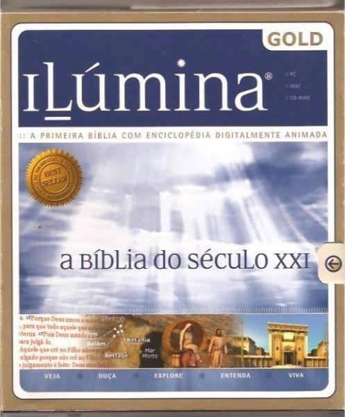 biblia ilumina gold