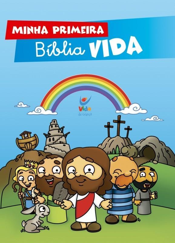 Bíblia Ilustrada 365 Histórias + Minha Primeira Bíblia