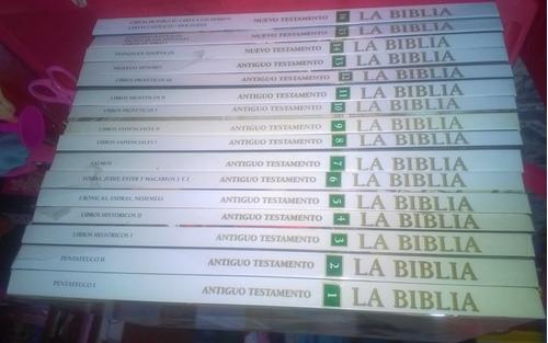 biblia ilustrada y comentada