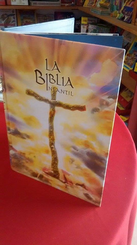 biblia infantil gigante 1 tomo