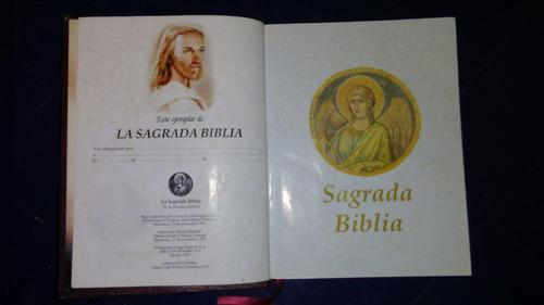 biblia la sagrada familia ilustrada