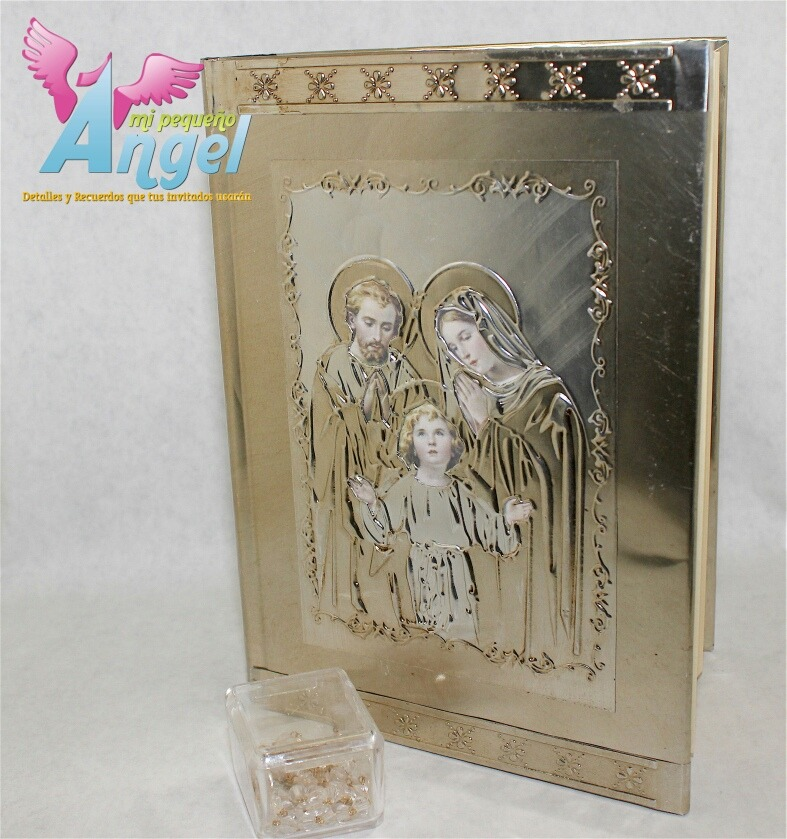 Matrimonio Biblia Catolica : Biblia latinoamericana grande con rosario boda xv años