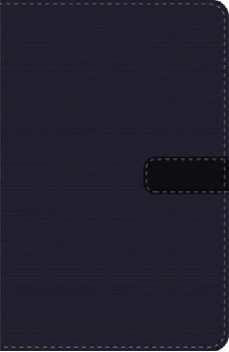 biblia lbla las americas - compacta con cierre - tapa blanda